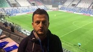 Sassuolo-Roma, il commento dell'inviato Roberto Maida