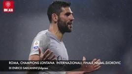 Roma, Champions lontana. Internazionali, finale Nadal-Djokovic