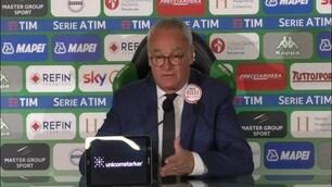"""Ranieri sul futuro: """"Credo ci sarà un ridimensionamento"""""""