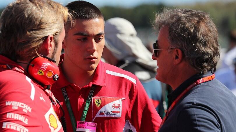 Alesi: «È stato Piquet a portarmi alla Ferrari»