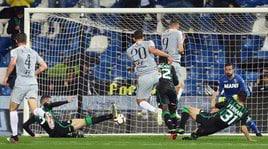 Moviola Serie A, Sassuolo-Roma: no rigore su Dzeko, giusto annullare a Fazio