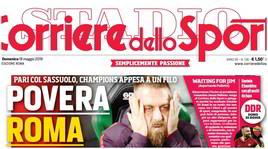 Waiting for Jim (Aspettando Pallotta al Corriere dello Sport)