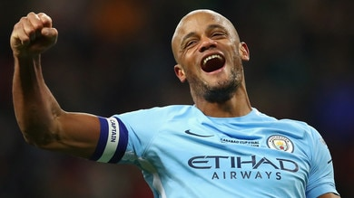 Kompany dice addio al City: torna all'Anderlecht