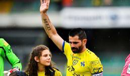 Chievo-Sampdoria 0-0: Pellissier saluta commosso, che ovazione!