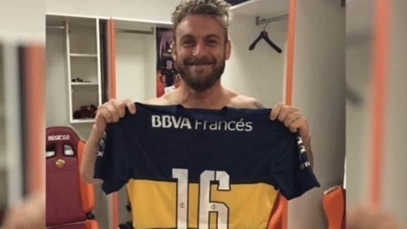 «De Rossi al Boca Juniors, Burdisso ci sta lavorando»