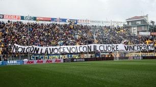 Il Parma conquista la salvezza e i tifosi del Tardini