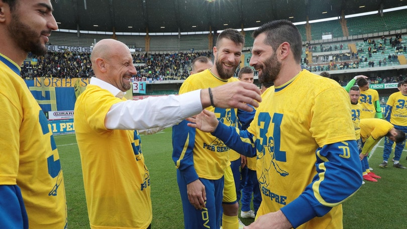 Di Carlo spera: «Vorrei riportare il Chievo in Serie A. Pellissier? Un campione»