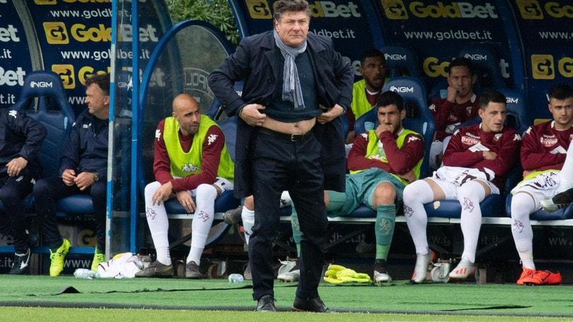 Torino, delusione Mazzarri: «Contava solo vincere, ma è andata così»