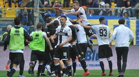 Parma salvo, la Fiorentina ora trema. Poker Empoli, Torino ko: Roma in Europa