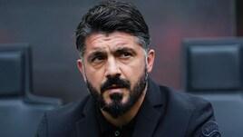 Milan, Gattuso: «Grazie Donnarumma. Ed ora forza Juventus»