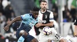Juve-Atalanta 1-1: Mandzukic risponde a Ilicic