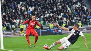 """Mandzukic """"salva"""" la Juventus. L'Atalanta """"vede"""" la Champions"""