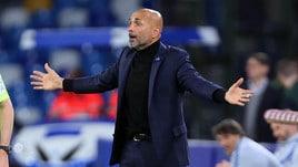 Spalletti: «Ci sta perdere a Napoli, con l'Empoli è una finale»