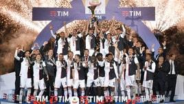 La festa scudetto della Juventus: quante emozioni all'Allianz Stadium