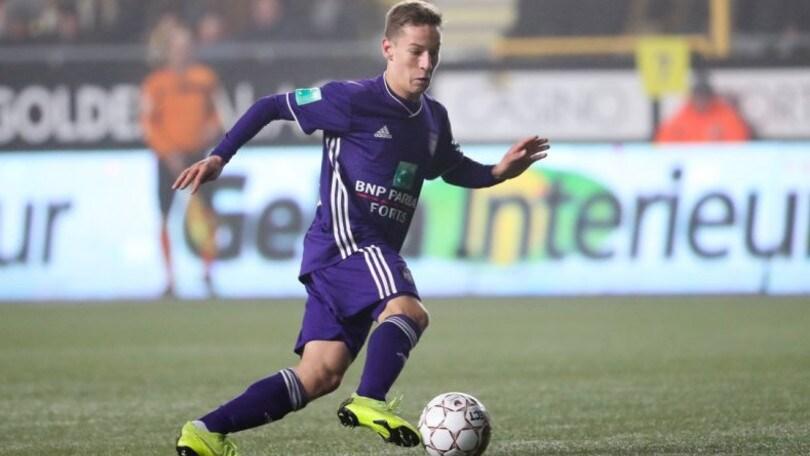 Verschaeren, l'idolo De Bruyne e il contratto con l'Anderlecht