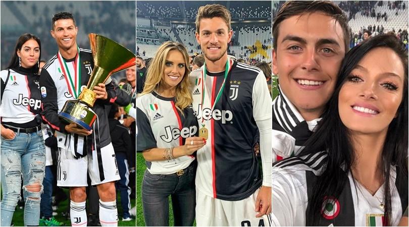 Juve campione d'Italia, le wags festeggiano così!
