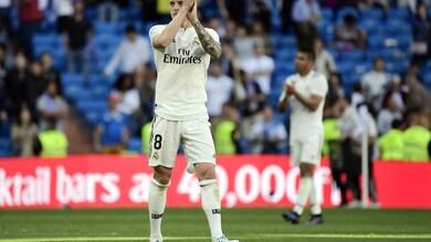 Real Madrid, Toni Kroos rinnova fino al 2023