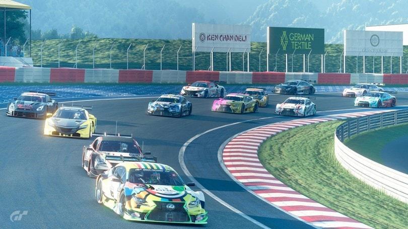 Simracing, dal virtuale al reale: è possibile con GT Sport Top Team e Glauco Solieri