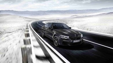 BMW M5, una serie speciale per festeggiare i 35 anni