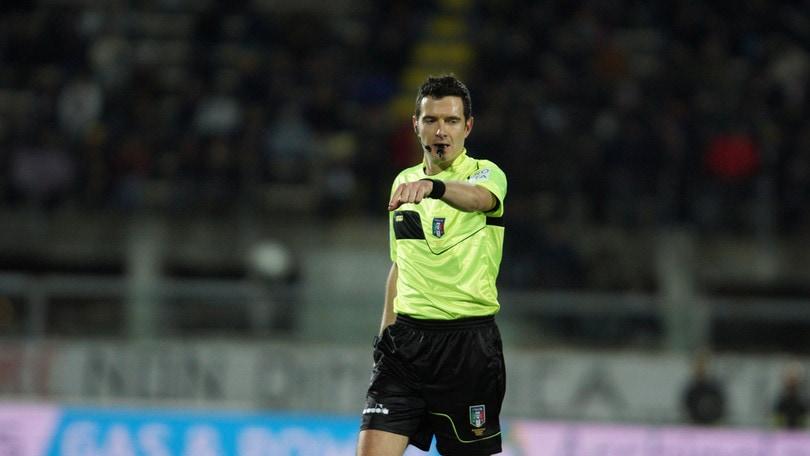 Serie B, Chievo-Empoli: arbitra Ghersini. Frosinone-Ascoli a Di Martino