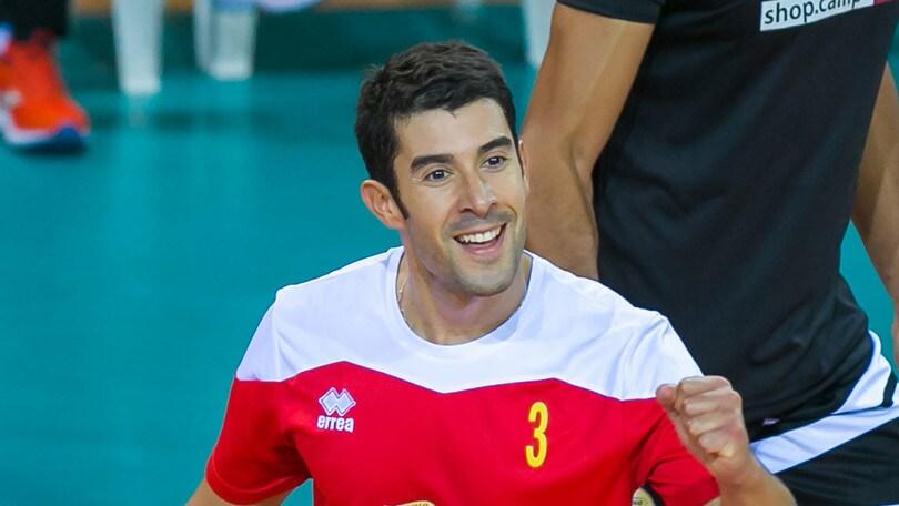 Davide Marra è il nuovo libero di Siena
