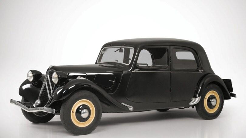 Citroën Traction Avant, il modello che ha cambiato la storia dell'auto