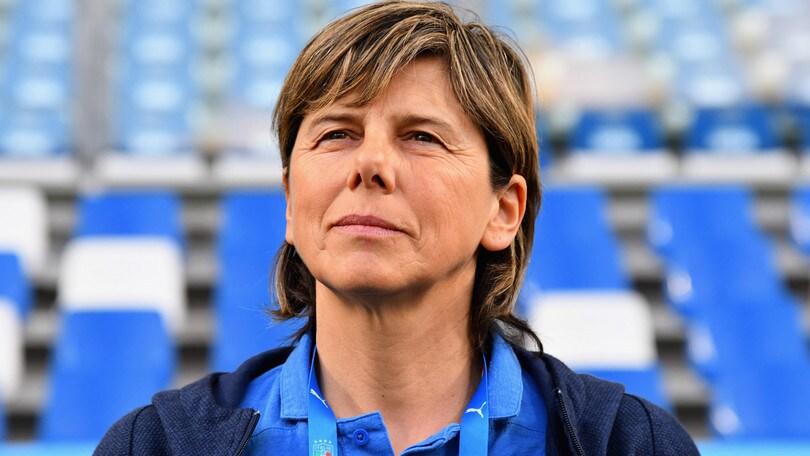 Calendario Nazionale Italiana Calcio.Nazionale Femminile Bertolini Mondiale Obiettivo