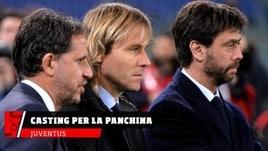 Juventus, Casting per la panchina