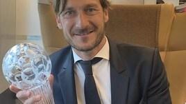 Roma, Totti: «Io direttore tecnico? Ancora non so niente»