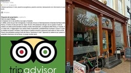 Pessima recensione del ristorante. Il proprietario: «In lutto per De Rossi»