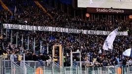 Lazio, la Nord saluta De Rossi: «Fiero ed irriducibile nemico sul campo»
