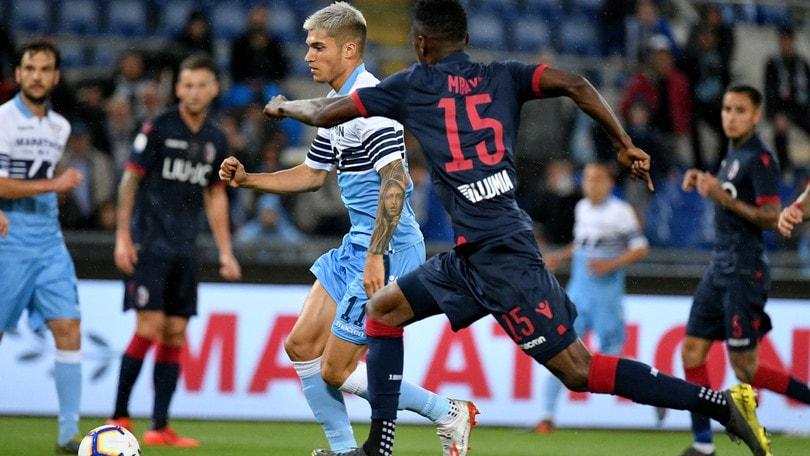 Serie A Lazio-Bologna 3-3, il tabellino