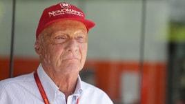 Lauda, la leggenda della Formula 1: dall'incidente al Mondiale