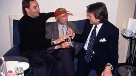 Lauda, il ricordo di Montezemolo: «Un vuoto enorme»