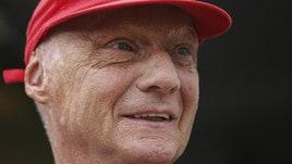 Lauda, Leclerc commosso: «Riposa in pace, leggenda»