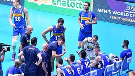 Blengini ha scelto i 25 per la Volleyball Nations League