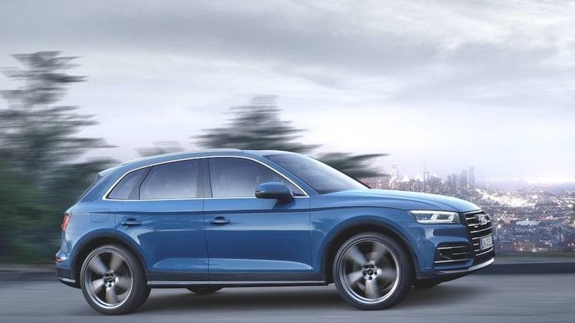 Audi Q5, arriva la nuova versione ibrida plug-in