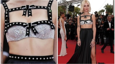 Chiara Ferragni, che look sul red carpet a Cannes!