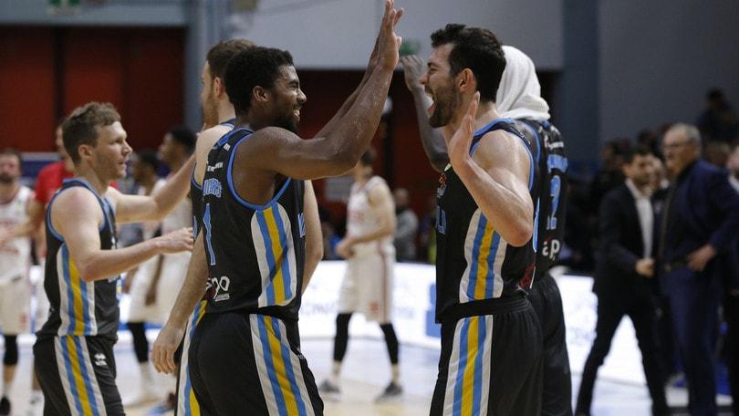 Playoff A1 basket: vittorie per Cremona e Venezia in gara 2