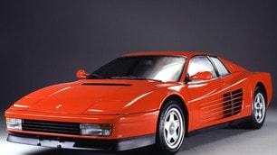 Ferrari, la Testarossa resta il sogno degli italiani - LE FOTO