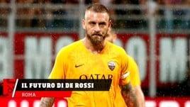 Roma, il futuro di De Rossi