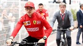 Leclerc: «A Monaco mio primo Gp di casa, darò il massimo»