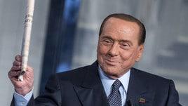 Berlusconi: «Confermerei Gattuso? Passiamo a un'altra domanda...»