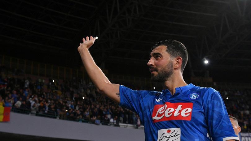 Albiol, parla il padre: «Resta al Napoli al 100%»