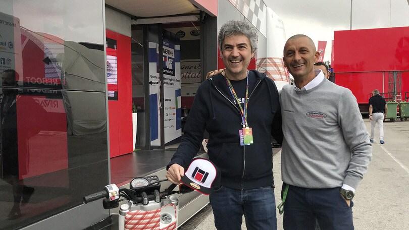 Le cucine Berloni nei paddock della MotoGp insieme a Severino & Son Hospitality
