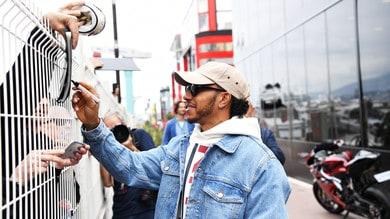 Gp Monaco: Hamilton favorito davanti a Bottas, Ferrari indietro