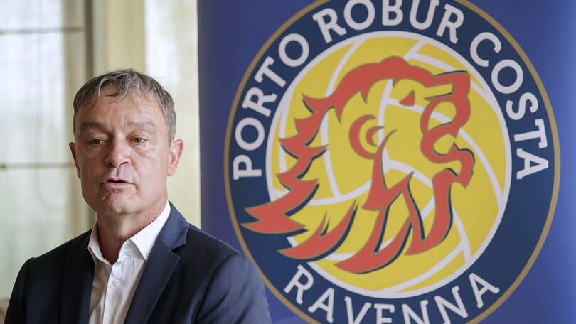Marco Bonitta torna sulla panchina di Ravenna