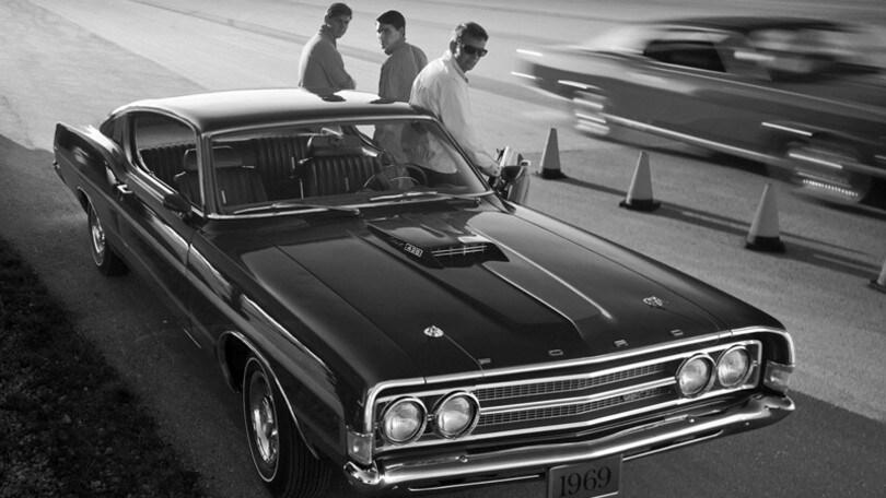 Ford Gran Torino: la storia tra cinema e mito