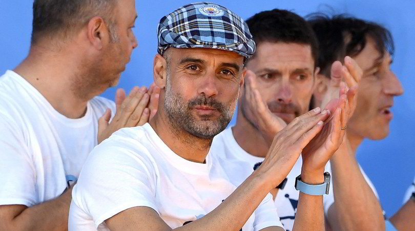 Psicosi Guardiola alla Juve, ma lui è ad Abu Dhabi