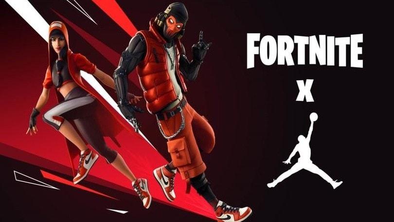 Fortnite: arriva la collaborazione con Nike